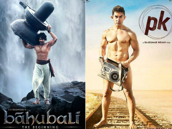 Baahubali Fails To Beat First Week Record Of Aamir Khan's 'PK'