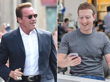 Schwarzenegger Asked Zuckerberg A VERY Important Question