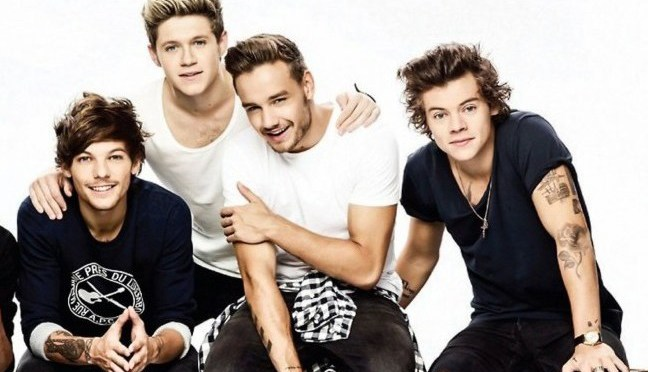 One Direction Leads The Way On Twitter's List Of 2015 Tweets