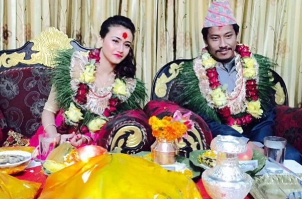 Director Nischal Basnet Is Engaged To Actress Swastika Khadka